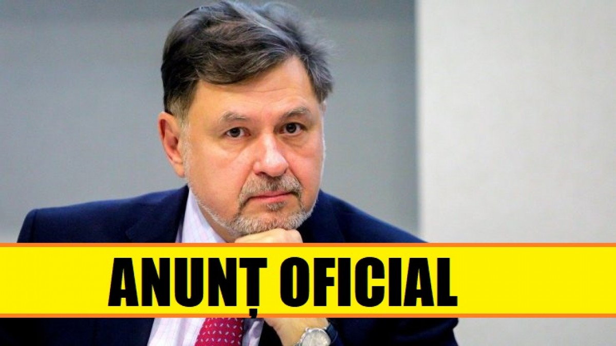 Evoluția ALARMANTĂ a pandemiei de coronavirus în România. Anunțul medicului Alexandru Rafila