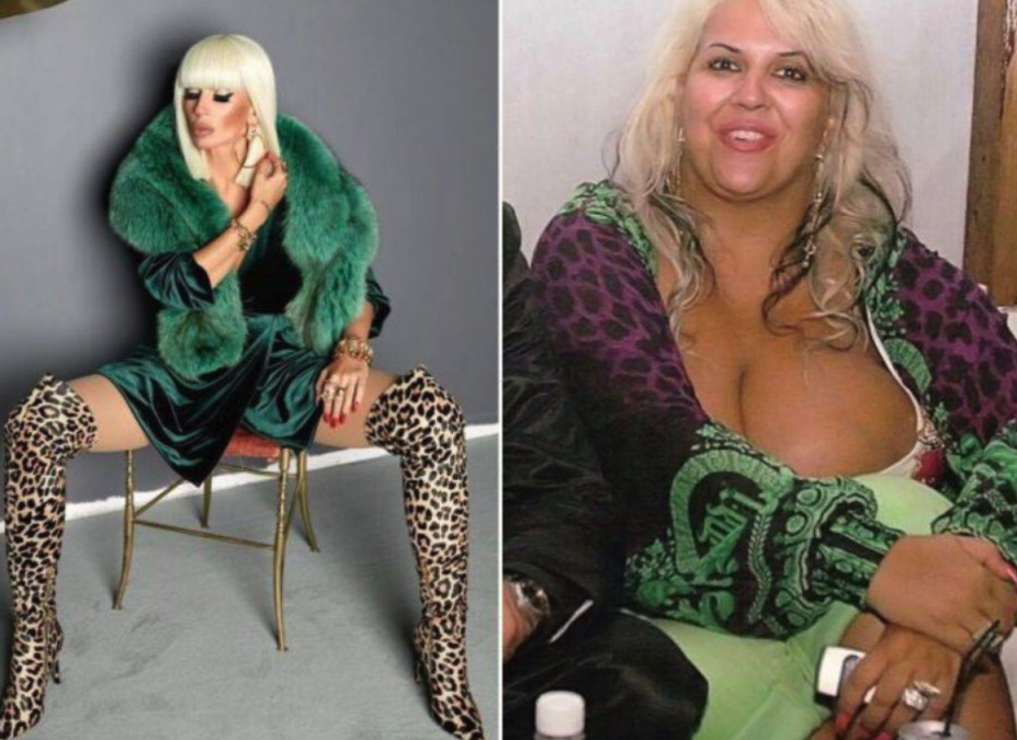 Raluca Bădulescu s-a îngrășat enorm în carantină! Disperată, vedeta vrea să-și micșoreze din nou stomacul. Cum arata acum